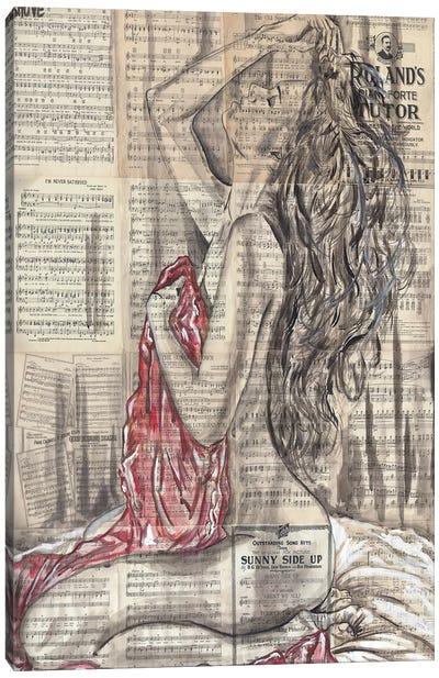 Cordelia Canvas Art Print
