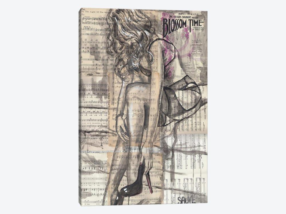 Song Of Love by Jason Sauve 1-piece Art Print