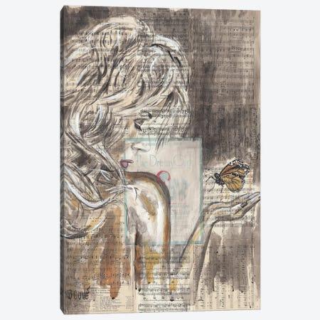 Dream Girl Canvas Print #JSU49} by Jason Sauve Canvas Wall Art