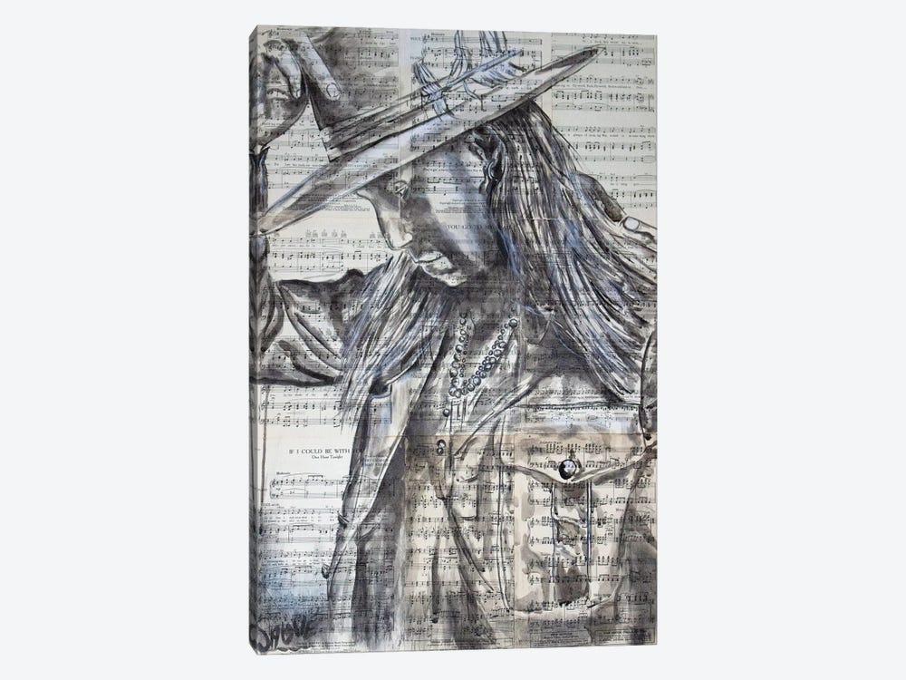 The Outlaw by Jason Sauve 1-piece Canvas Wall Art