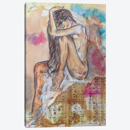 Heart And Soul Canvas Print #JSU57} by Jason Sauve Canvas Artwork