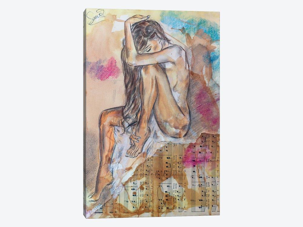 Heart And Soul by Jason Sauve 1-piece Canvas Artwork