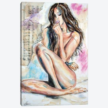 Your Lover Canvas Print #JSU58} by Jason Sauve Canvas Art Print