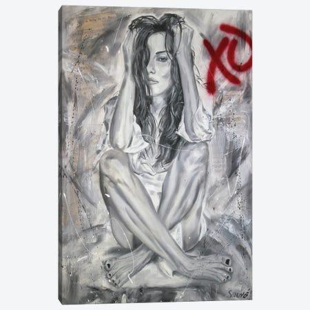 Heaven Knows Canvas Print #JSU74} by Jason Sauve Canvas Artwork