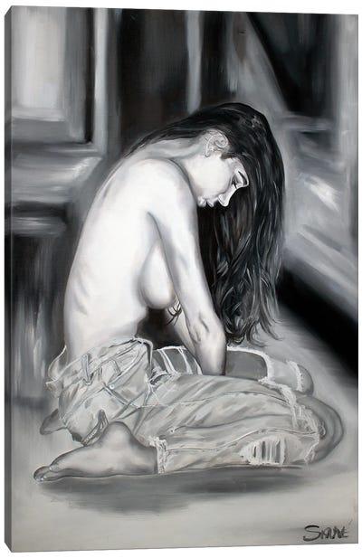 I Still Love You Canvas Art Print