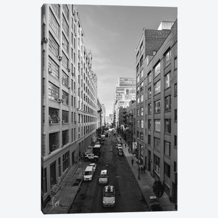 Dueling Cabs Canvas Print #JSV5} by Justin Spivey Canvas Artwork