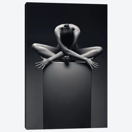 Nude Woman Fine Art III Canvas Print #JSW100} by Johan Swanepoel Canvas Wall Art