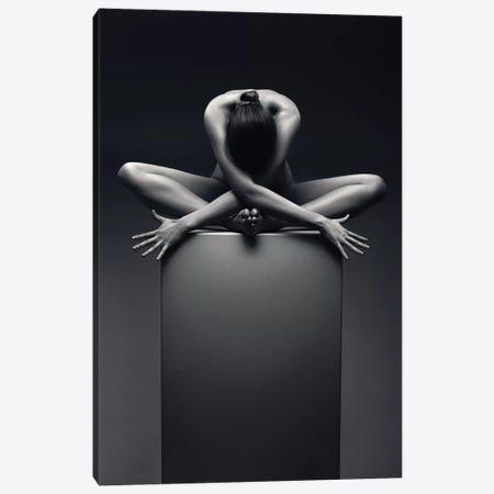 Nude Woman Fine Art III Canvas Print #JSW100} by Johan Swanepoel Canvas Wall Art