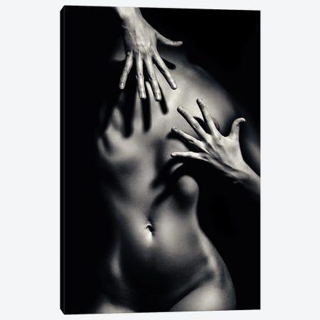 Nude Woman Fine Art X Canvas Print #JSW144} by Johan Swanepoel Canvas Print