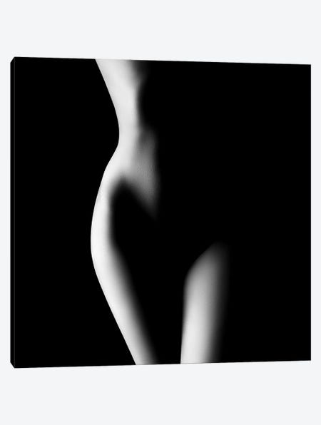 Nude Woman Bodyscape XXIII Canvas Print #JSW72} by Johan Swanepoel Canvas Print