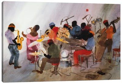 Wild Women Don't Have The Blues Canvas Art Print