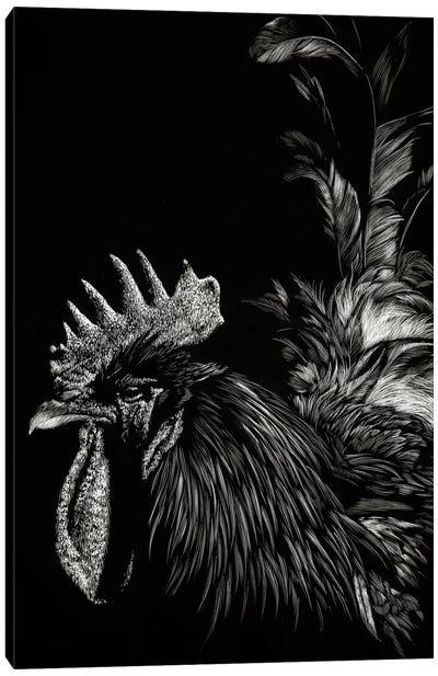 Tyrant Canvas Art Print