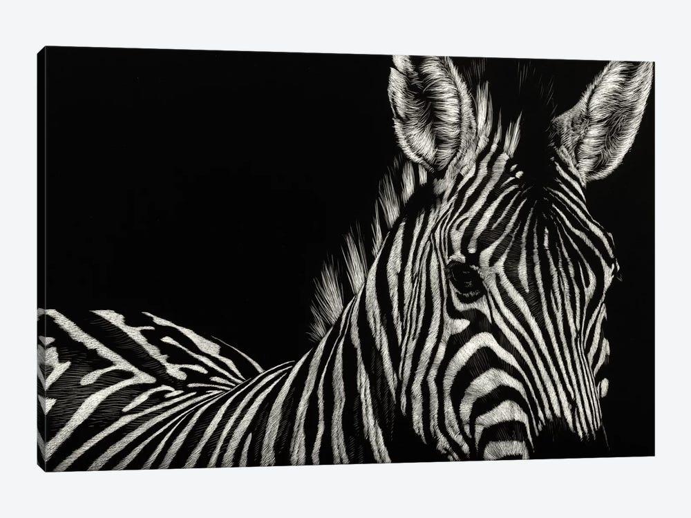 Incline by Julie T. Chapman 1-piece Canvas Print