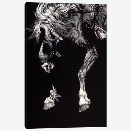 Hangin' Four Canvas Print #JTC73} by Julie T. Chapman Canvas Wall Art
