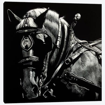 Rigging II 3-Piece Canvas #JTC75} by Julie T. Chapman Art Print