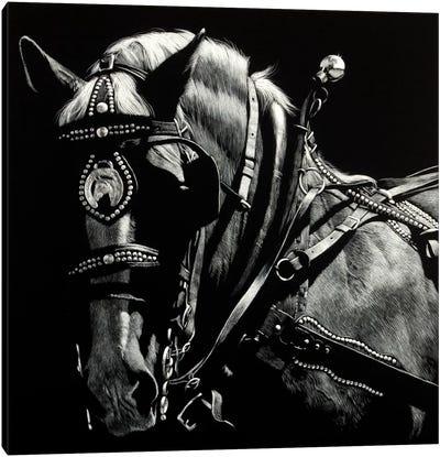 Rigging II Canvas Art Print