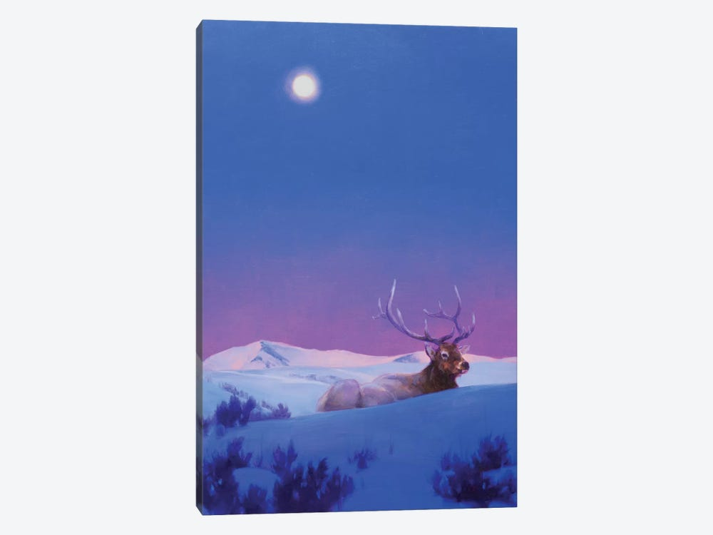 The Gift by Julie T. Chapman 1-piece Canvas Artwork