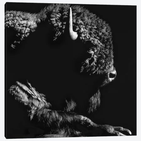 Just Chillin' Canvas Print #JTC94} by Julie T. Chapman Art Print