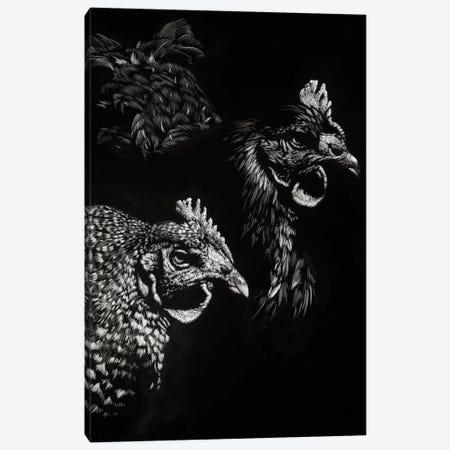 Skeptics Canvas Print #JTC9} by Julie T. Chapman Canvas Artwork