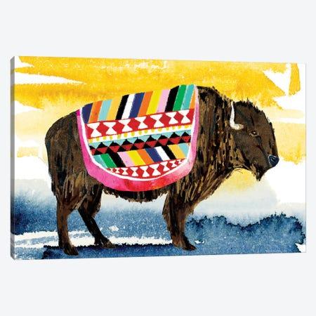 Painted Desert Canvas Print #JTG110} by Joy Ting Canvas Wall Art