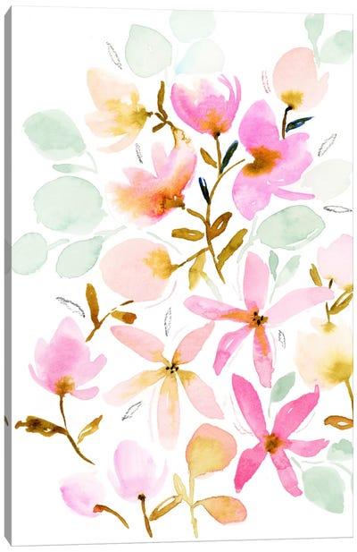 Dreams In Pastel Canvas Art Print