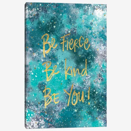 Good Vibes III Canvas Print #JTG30} by Joy Ting Canvas Art