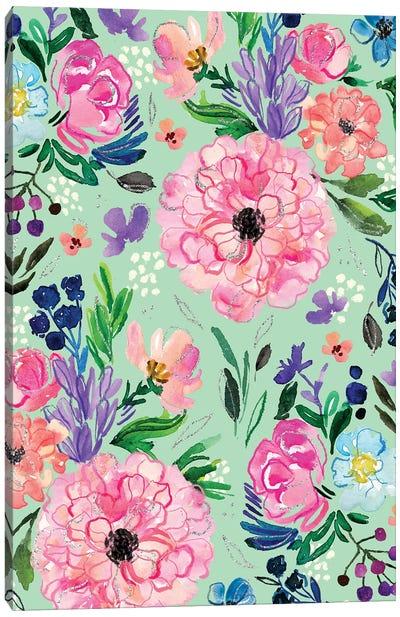 Blooms III Canvas Art Print