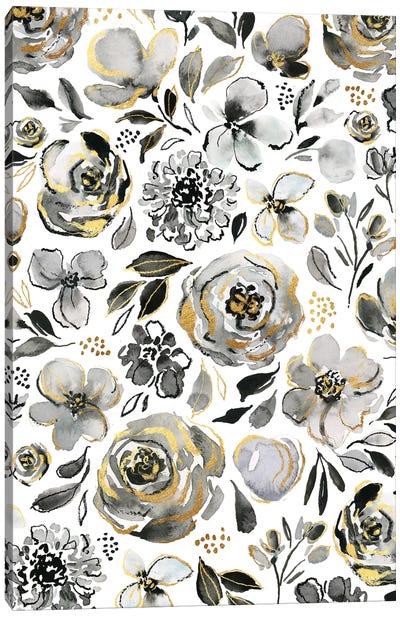 Everyday Blooms Canvas Art Print
