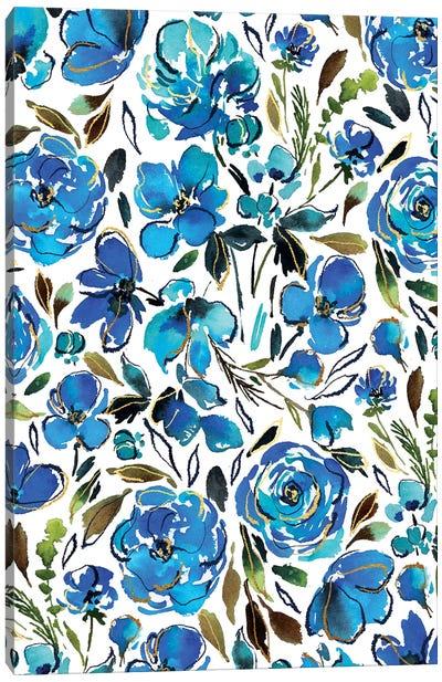 Blooms VI Canvas Art Print