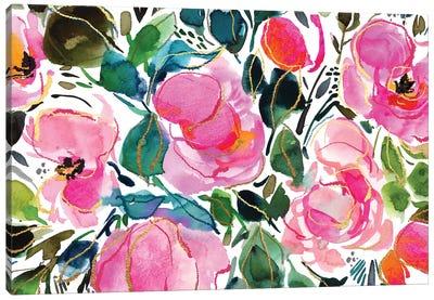 Blooms VII Canvas Art Print
