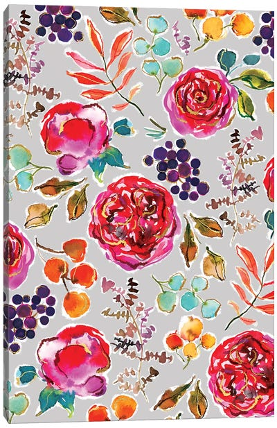 Blooms VIII Canvas Art Print