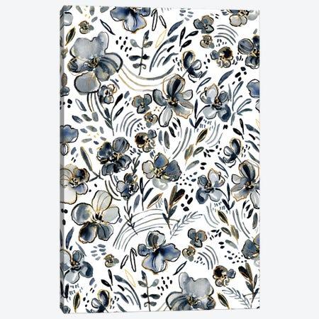 Blooms IX Canvas Print #JTG40} by Joy Ting Canvas Print