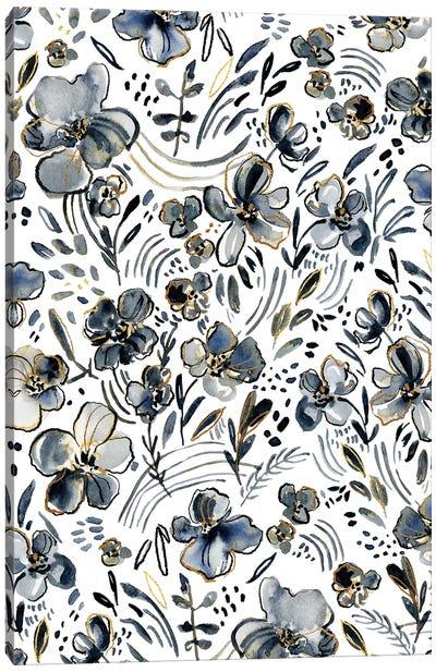Blooms IX Canvas Art Print