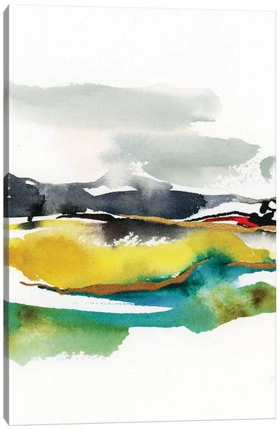 Abstract Landscapes I Canvas Art Print