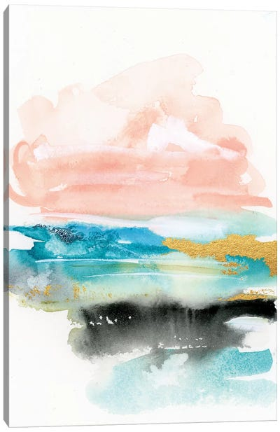 Abstract Landscapes III Canvas Art Print