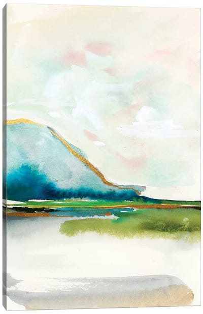 Abstract Landscapes IV Canvas Art Print