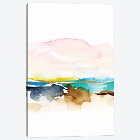 Abstract Landscapes V Canvas Print #JTG45} by Joy Ting Canvas Art