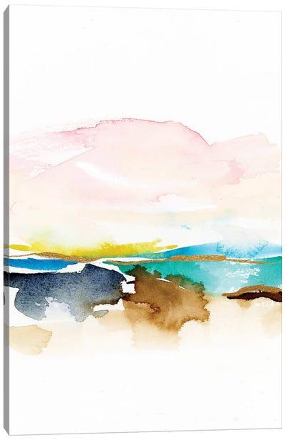 Abstract Landscapes V Canvas Art Print