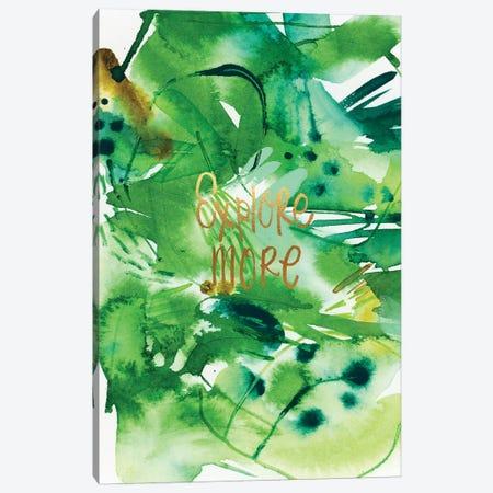 Painterly Inspiration VI Canvas Print #JTG65} by Joy Ting Canvas Artwork