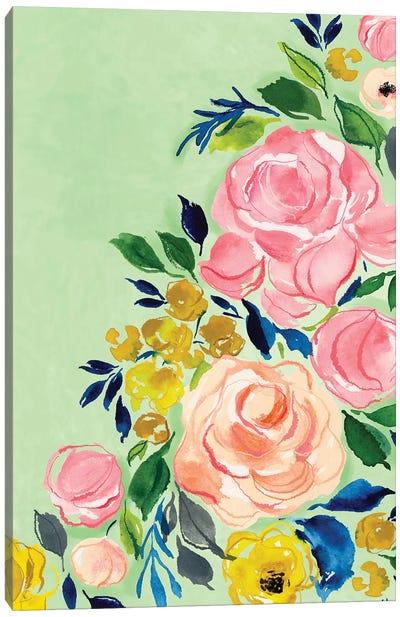 Florals Canvas Art Print