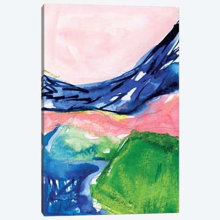 Abstract Landscapes I Canvas Print #JTG95} by Joy Ting Art Print