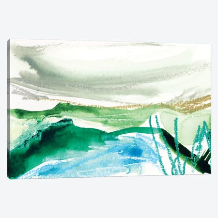 Abstract Landscapes III Canvas Print #JTG97} by Joy Ting Canvas Print