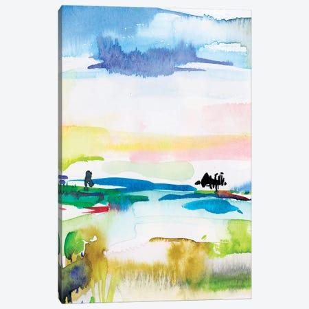 Destination II Canvas Print #JTG9} by Joy Ting Canvas Artwork