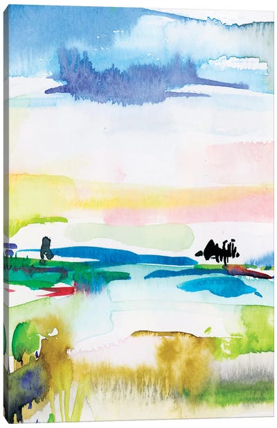 Destination II Canvas Art Print