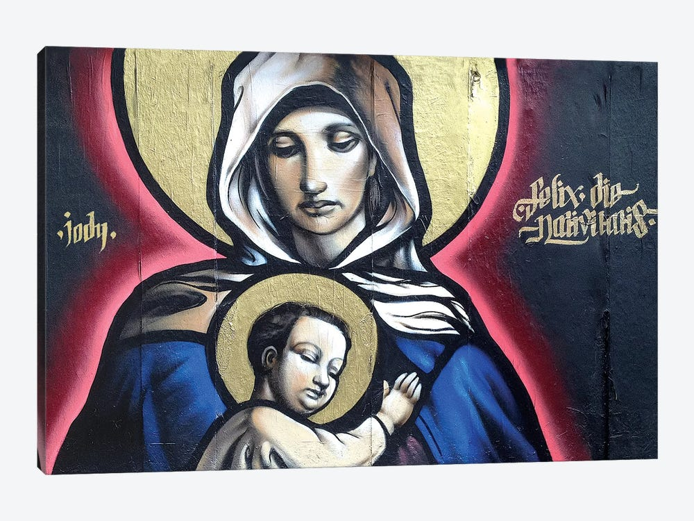 Felix Die Nativitis by Jody Thomas 1-piece Canvas Art