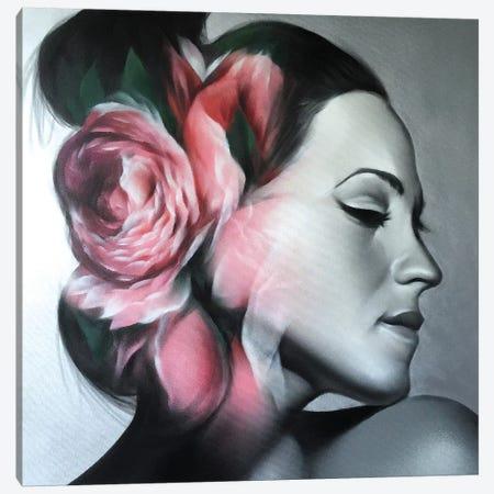 De Flores Canvas Print #JTH3} by Jody Thomas Canvas Print