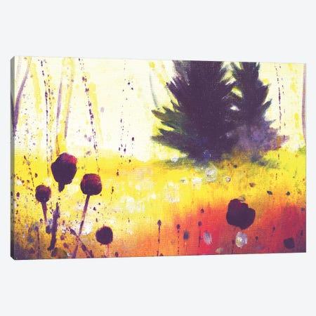 Autumn Dawn Canvas Print #JTL106} by Jennifer Taylor Canvas Art Print