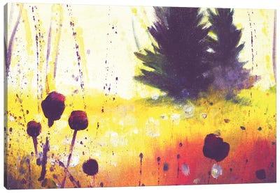 Autumn Dawn Canvas Art Print