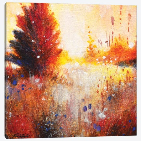 In The Golden Hour Canvas Print #JTL109} by Jennifer Taylor Canvas Art