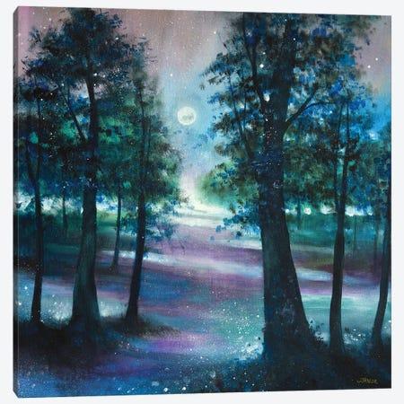 Moonlight Serenade II Canvas Print #JTL110} by Jennifer Taylor Canvas Art Print